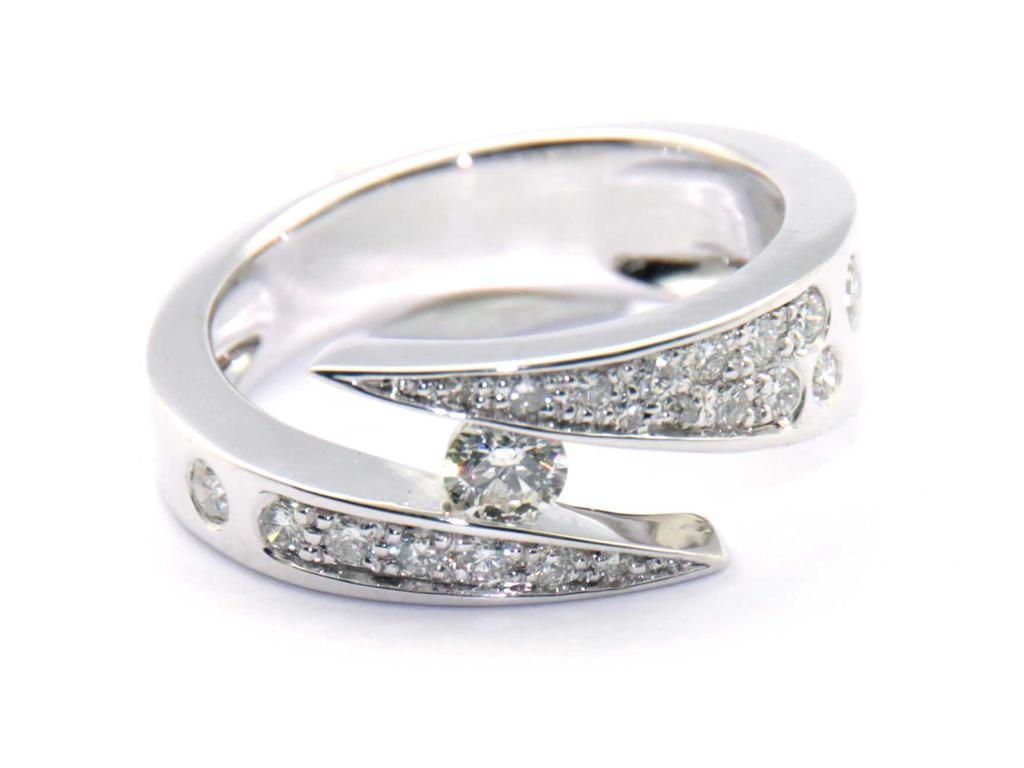 Bague diamants 2 réalisation Thomas H